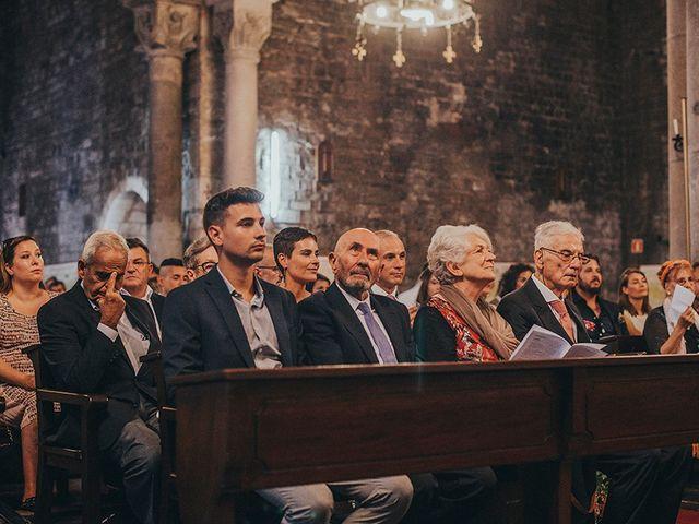 La boda de Francesco y Maritxell en Terrassa, Barcelona 13