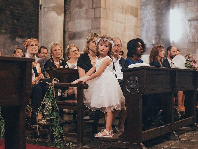 La boda de Francesco y Maritxell en Terrassa, Barcelona 15
