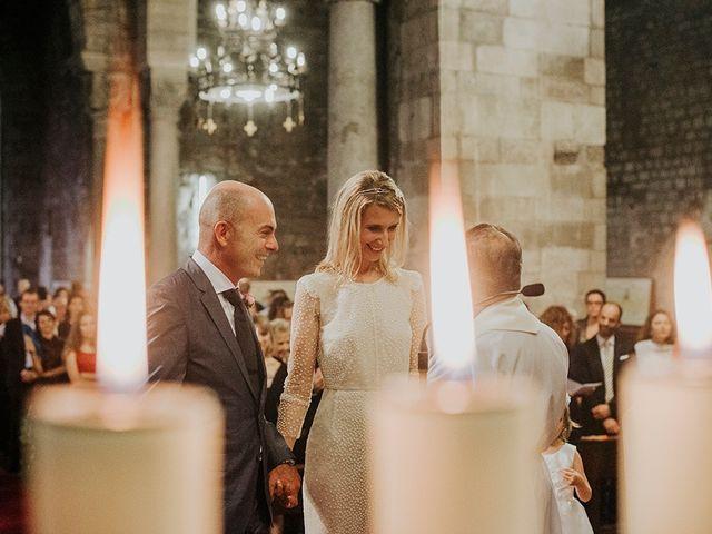 La boda de Francesco y Maritxell en Terrassa, Barcelona 18