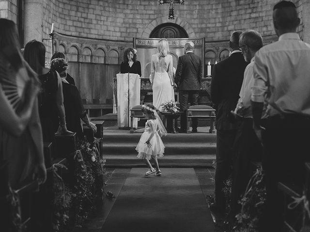 La boda de Francesco y Maritxell en Terrassa, Barcelona 20