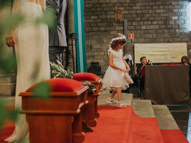 La boda de Francesco y Maritxell en Terrassa, Barcelona 21