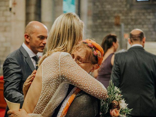 La boda de Francesco y Maritxell en Terrassa, Barcelona 22