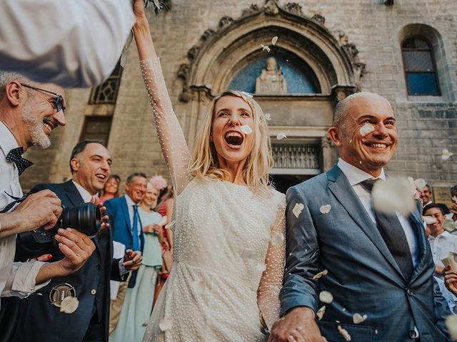 La boda de Francesco y Maritxell en Terrassa, Barcelona 24