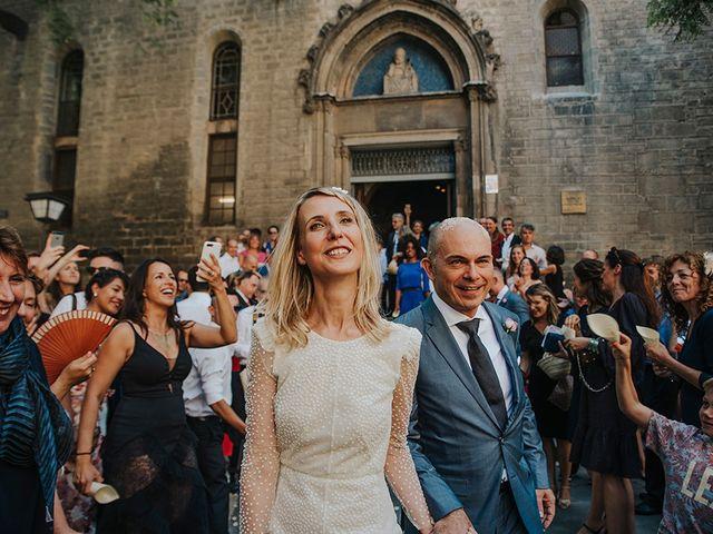 La boda de Francesco y Maritxell en Terrassa, Barcelona 26