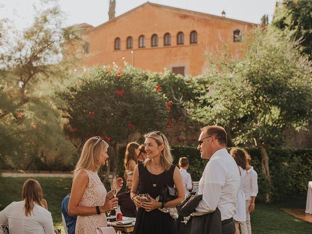 La boda de Francesco y Maritxell en Terrassa, Barcelona 30