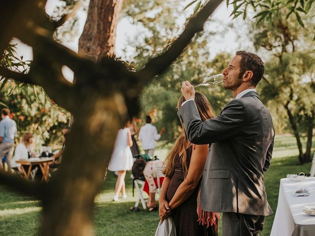 La boda de Francesco y Maritxell en Terrassa, Barcelona 31