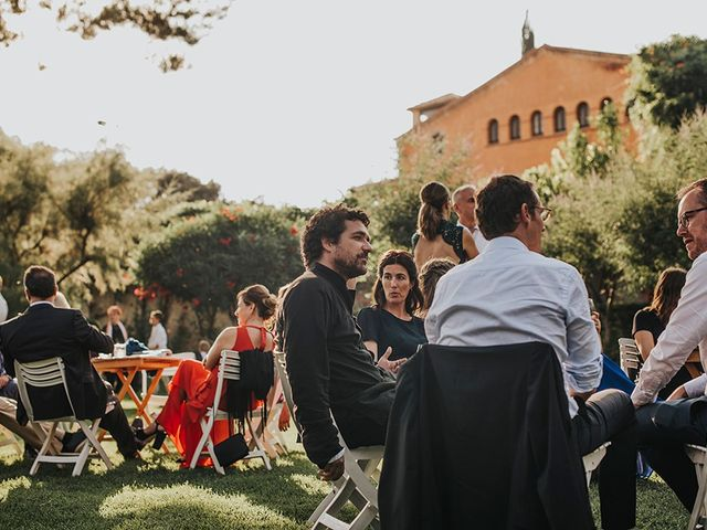 La boda de Francesco y Maritxell en Terrassa, Barcelona 32