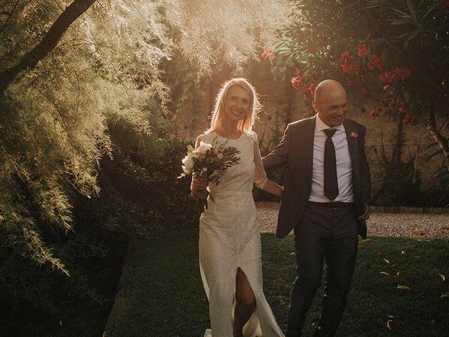 La boda de Francesco y Maritxell en Terrassa, Barcelona 34