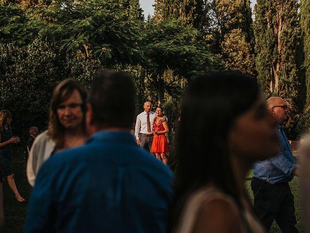 La boda de Francesco y Maritxell en Terrassa, Barcelona 35