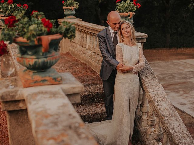 La boda de Francesco y Maritxell en Terrassa, Barcelona 48