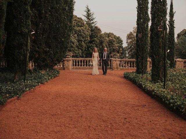 La boda de Francesco y Maritxell en Terrassa, Barcelona 49