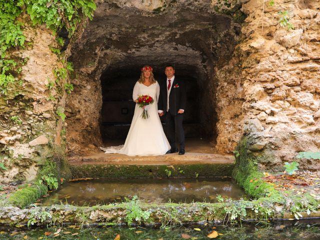 La boda de Mª Victoria y Alberto