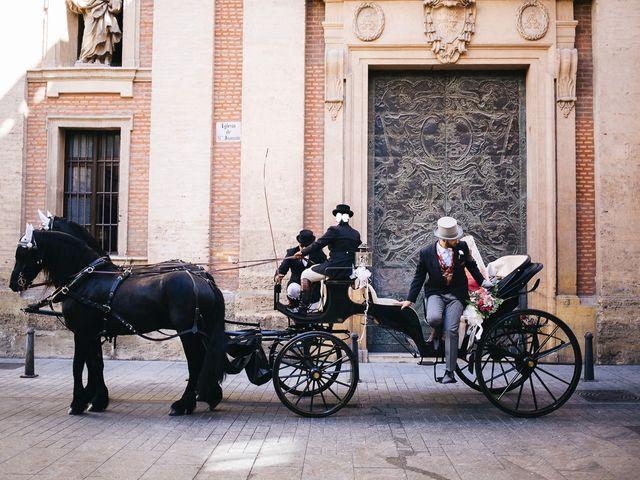 La boda de Jaime y Ana en Valencia, Valencia 22