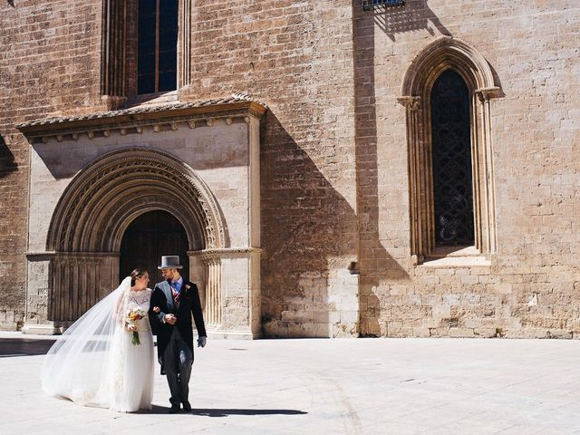 La boda de Jaime y Ana en Valencia, Valencia 29