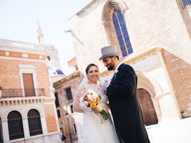 La boda de Ana y Jaime