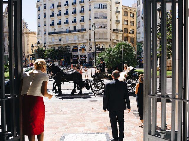 La boda de Jaime y Ana en Valencia, Valencia 32
