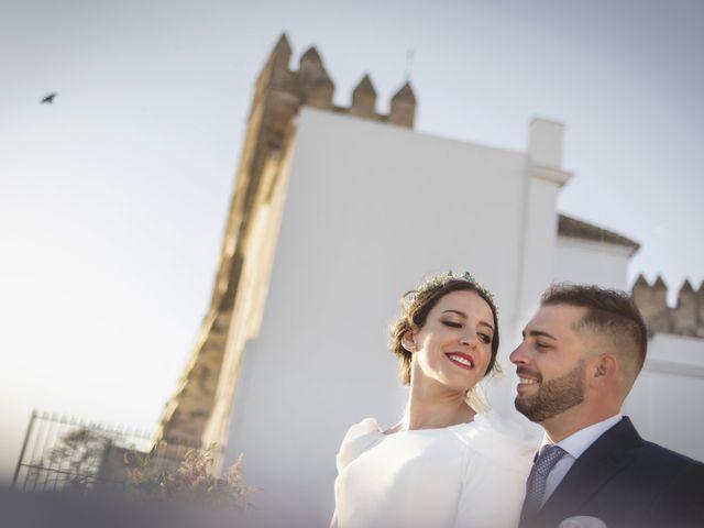 La boda de Isabel y Jesús en Arcos De La Frontera, Cádiz 2