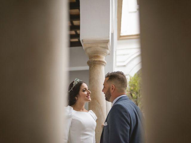La boda de Isabel y Jesús en Arcos De La Frontera, Cádiz 1