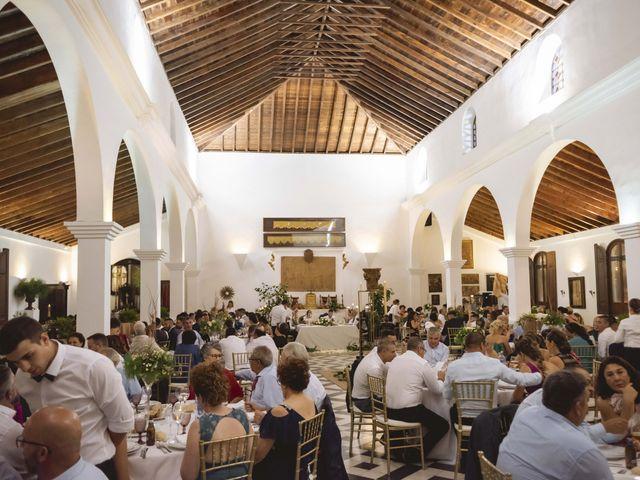 La boda de Isabel y Jesús en Arcos De La Frontera, Cádiz 18