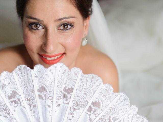 La boda de Alejandro y Lorena en Chinchon, Madrid 2