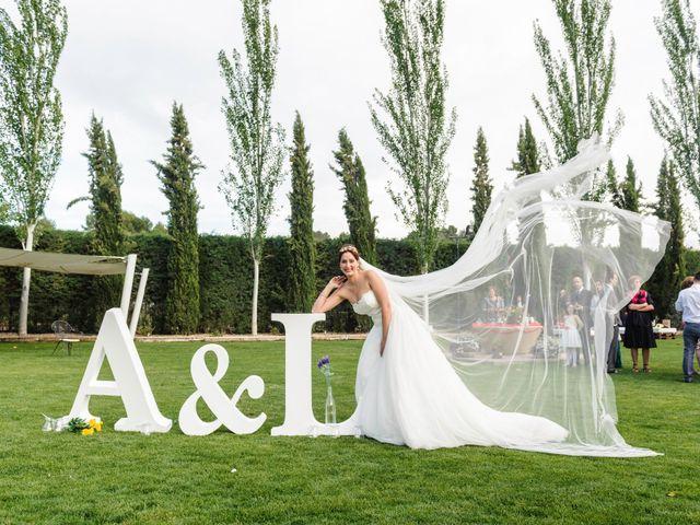 La boda de Alejandro y Lorena en Chinchon, Madrid 4