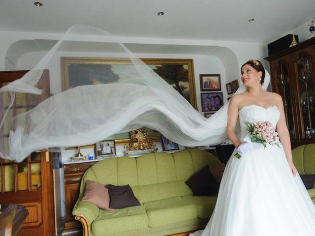 La boda de Alejandro y Lorena en Chinchon, Madrid 5