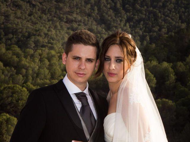 La boda de Antonio y Nieves en Murcia, Murcia 6
