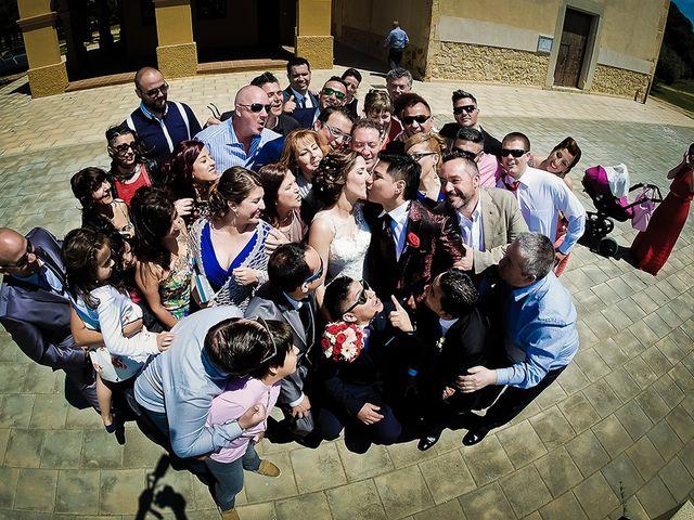 La boda de Dani y Laura en Constanti, Tarragona 24