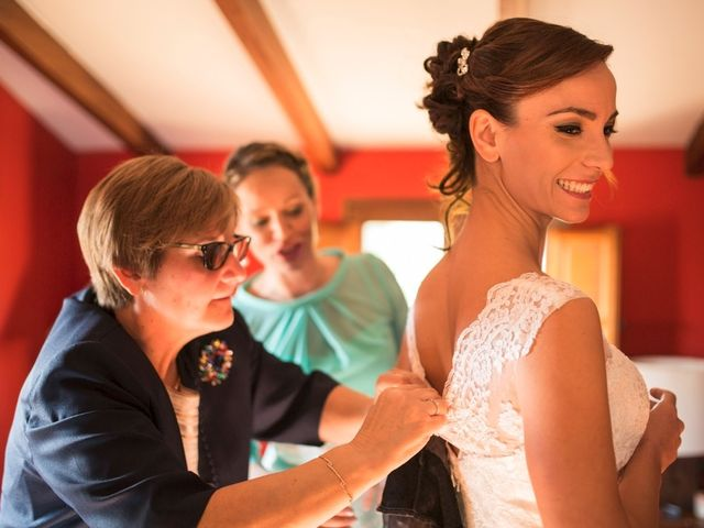 La boda de Sebas y Vanessa en Segorbe, Castellón 11