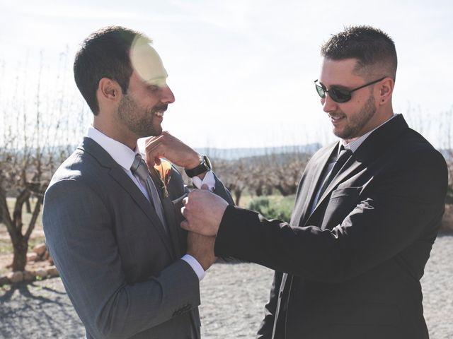 La boda de Sebas y Vanessa en Segorbe, Castellón 13