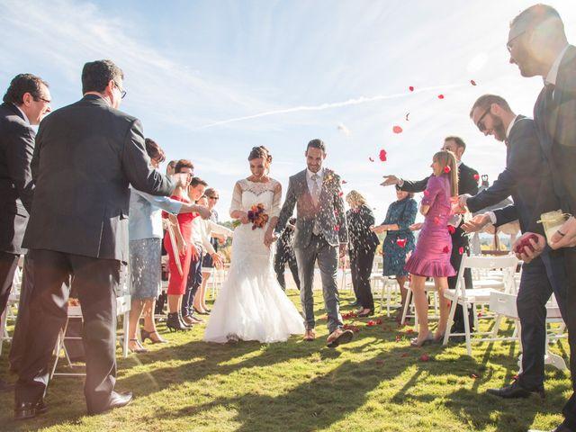 La boda de Vanessa y Sebas