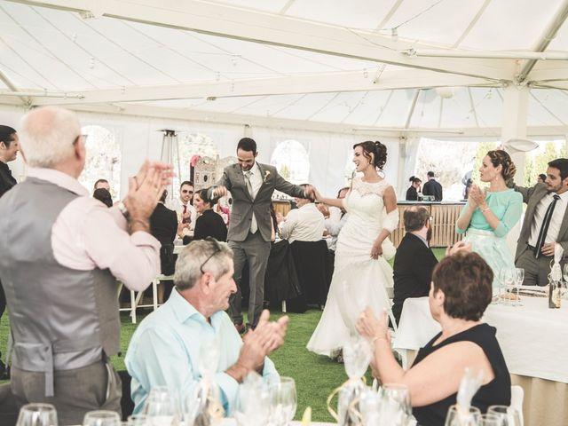 La boda de Sebas y Vanessa en Segorbe, Castellón 19