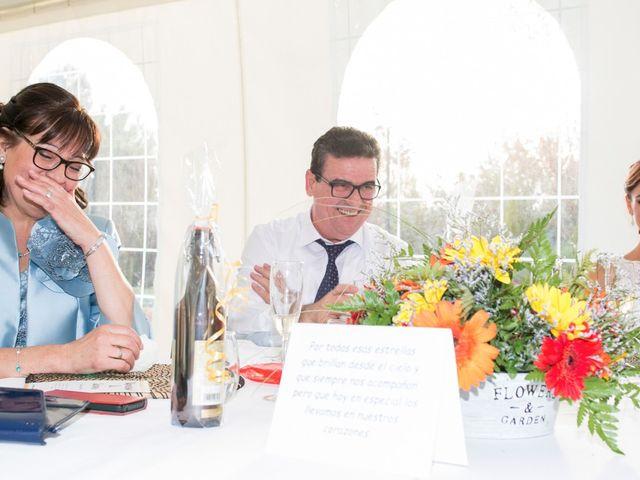 La boda de Sebas y Vanessa en Segorbe, Castellón 21