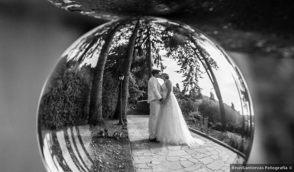 La boda de Nuria y Cris en Redondela, Pontevedra