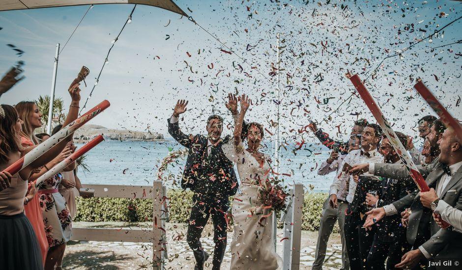 La boda de Andres y Arantxa en Isla, Cantabria