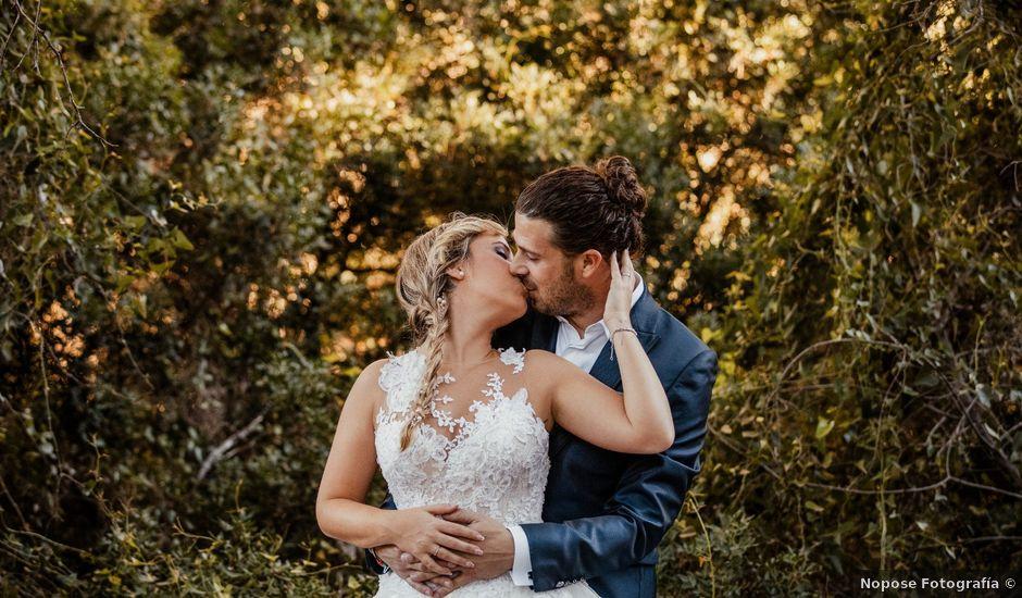 La boda de Diego y Ainara en Gandia, Valencia