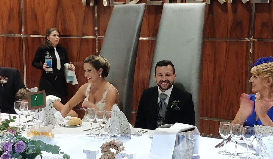 La boda de Iván y Sonia en Ateca, Zaragoza