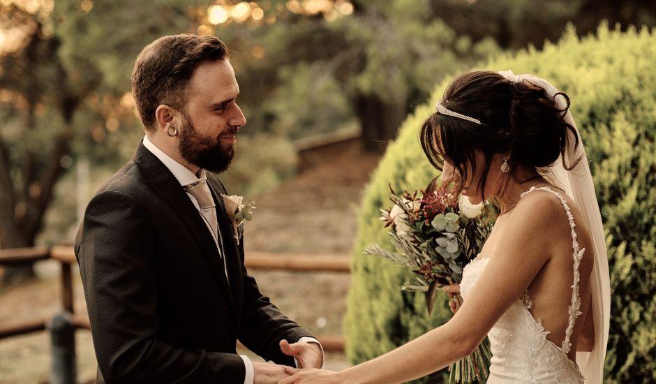 La boda de Samuel  y Soraya en Terrassa, Barcelona