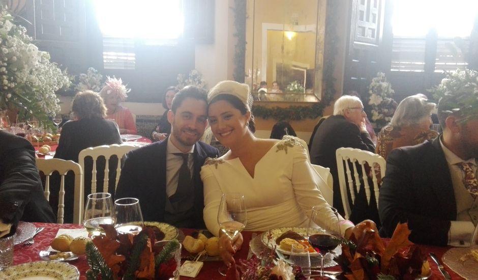 La boda de Miguel  y Cristina  en Sevilla, Sevilla