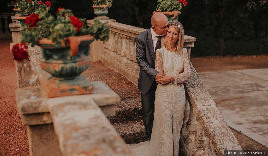 La boda de Francesco y Maritxell en Terrassa, Barcelona