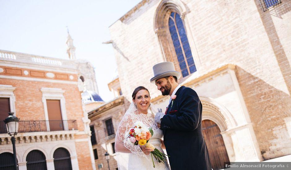 La boda de Jaime y Ana en Valencia, Valencia