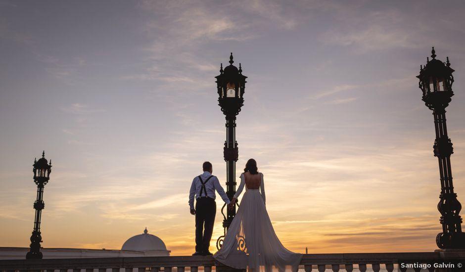 La boda de Isabel y Jesús en Arcos De La Frontera, Cádiz