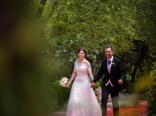 La boda de Teresa y Javier