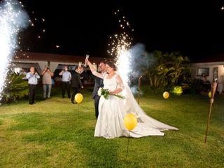 La boda de Daniela y Jonas