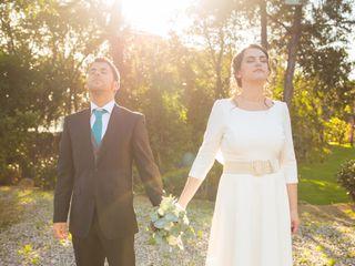 La boda de Èlia y Joan