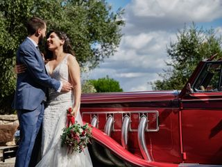 La boda de Paula y Jaume