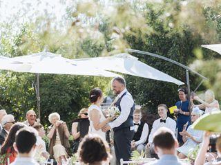 La boda de Jenny y Robert