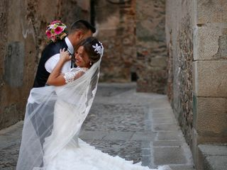La boda de Maria y David