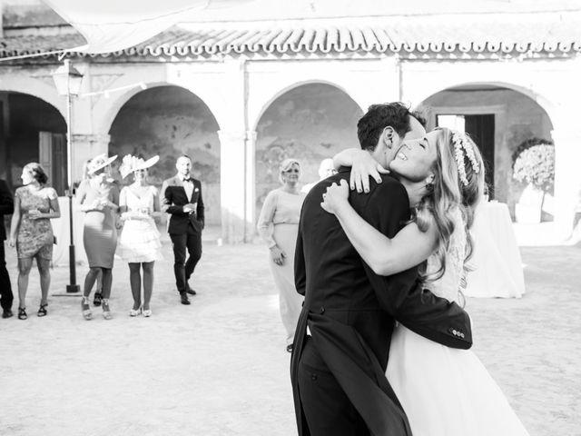 La boda de Sofía y Manuel