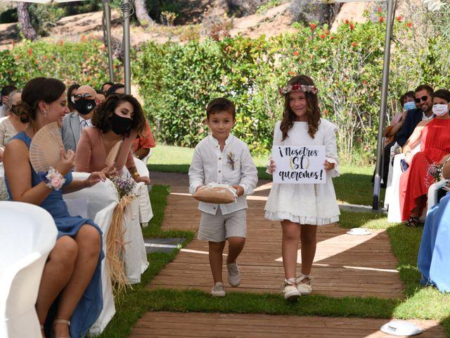 La boda de Vanessa y Franc en Lloret De Mar, Girona 9